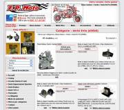 creation site web FP Moto